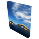 Foto Quadro in Canvas f.to 35x50